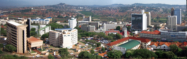 Africa - Cheap Flights to Entebbe