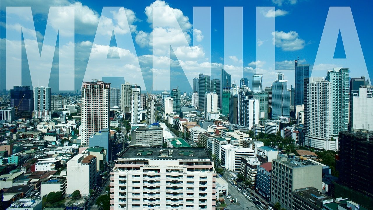 Africa - Cheap Flights to Manila