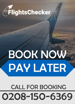 Book now pay later flight and hotel